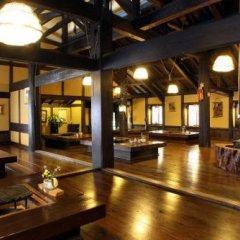 Отель Syukubo Aso Минамиогуни гостиничный бар
