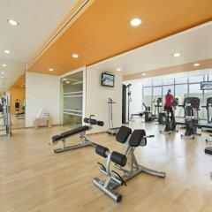 Al Khoory Executive Hotel фитнесс-зал