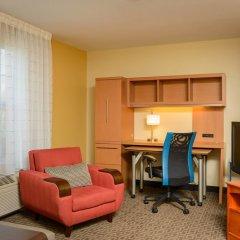 Отель Towneplace Suites Baltimore Fort Meade Аннаполис-Джанкшн удобства в номере фото 2