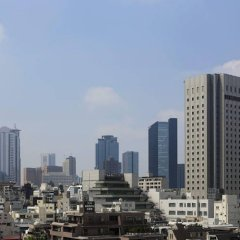 Kaiyo Shinjuku Hotel балкон