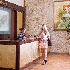 Отель Praga 1 Прага интерьер отеля