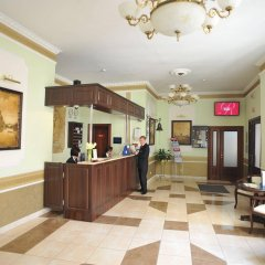 Гостиница Reikartz Dworzec Львов интерьер отеля фото 3