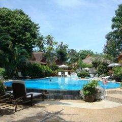 Отель Palm Garden Resort бассейн фото 4