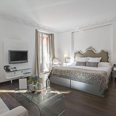 Отель Hospes Puerta de Alcalá комната для гостей фото 2