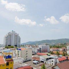 Апартаменты Patong Studio Apartments бассейн