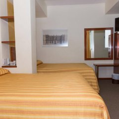 Отель Roble Мексика, Мехико - отзывы, цены и фото номеров - забронировать отель Roble онлайн комната для гостей фото 2