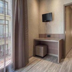 Отель Suizo Испания, Барселона - - забронировать отель Suizo, цены и фото номеров сейф в номере