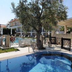 Отель Golden Residence Family Resort Греция, Ханиотис - отзывы, цены и фото номеров - забронировать отель Golden Residence Family Resort онлайн бассейн