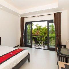 Отель Hoi An Hideaway Villa комната для гостей фото 5