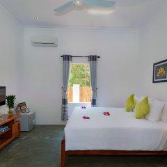 Отель An Bang Rainbow Beach Homestay Хойан комната для гостей фото 3