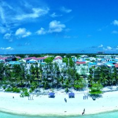 Бутик-отель Planktons Beach Мале пляж фото 2