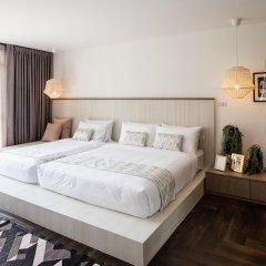 Warm Window Silom - Hostel Бангкок комната для гостей