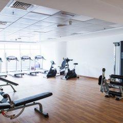 Отель Luxury Staycation - Continental Tower фитнесс-зал