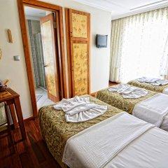 Santa Ottoman Hotel Турция, Стамбул - 1 отзыв об отеле, цены и фото номеров - забронировать отель Santa Ottoman Hotel онлайн комната для гостей фото 5