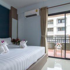Отель Lada Krabi Express Таиланд, Краби - отзывы, цены и фото номеров - забронировать отель Lada Krabi Express онлайн комната для гостей фото 2