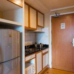 Отель Jasmine City 4* Улучшенные апартаменты с разными типами кроватей фото 8