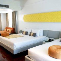 Отель Z Through By The Zign Таиланд, Паттайя - отзывы, цены и фото номеров - забронировать отель Z Through By The Zign онлайн комната для гостей фото 3