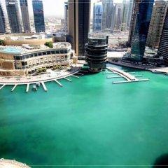 Апартаменты Dubai Apartments - Marina - Bay Central спортивное сооружение