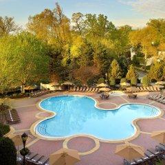 Отель Omni Shoreham Hotel США, Вашингтон - отзывы, цены и фото номеров - забронировать отель Omni Shoreham Hotel онлайн бассейн фото 3