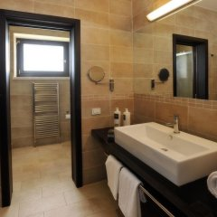 Отель Falconara Charming House & Resort Бутера ванная