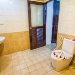 Hawaii Patong Hotel ванная