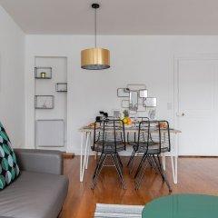Апартаменты Sorbonne - Luxembourg Gardens Apartment комната для гостей