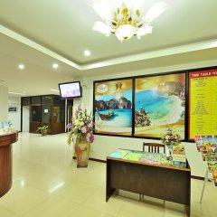 Отель Lada Krabi Residence детские мероприятия