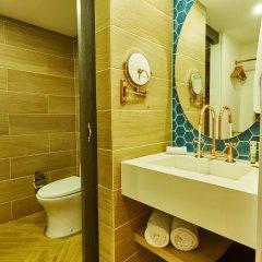 Отель Faranda Cali Collection Колумбия, Кали - отзывы, цены и фото номеров - забронировать отель Faranda Cali Collection онлайн ванная