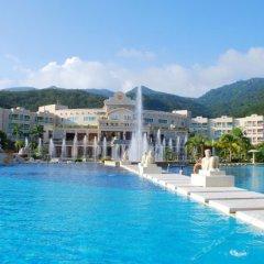Отель Cactus Resort Sanya бассейн фото 2