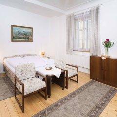Гостевой Дом Pension Dientzenhofer Прага комната для гостей фото 3