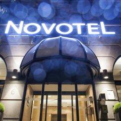 Отель Novotel Brussels Centre Midi Station фото 24