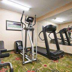 Отель Best Western Port Columbus США, Колумбус - отзывы, цены и фото номеров - забронировать отель Best Western Port Columbus онлайн фитнесс-зал фото 3