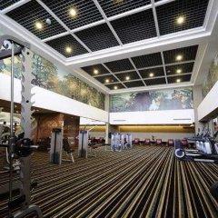 Xiamen Jingmin North Bay Hotel фитнесс-зал фото 2