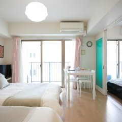 Отель Hakata Resort 701 Хаката комната для гостей