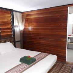 Отель Robinson Crusoe Island Фиджи, Вити-Леву - отзывы, цены и фото номеров - забронировать отель Robinson Crusoe Island онлайн комната для гостей фото 3