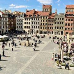 Отель Luxury Apartments MONDRIAN Market Square Польша, Варшава - отзывы, цены и фото номеров - забронировать отель Luxury Apartments MONDRIAN Market Square онлайн фото 5