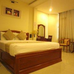 Отель Hoang Hotel Вьетнам, Хошимин - отзывы, цены и фото номеров - забронировать отель Hoang Hotel онлайн комната для гостей фото 2