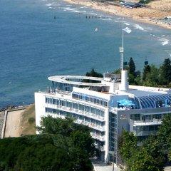 Отель SOL Marina Palace пляж фото 2