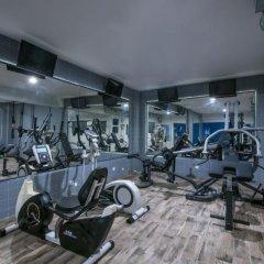 Отель Stalis Blue Sea Front Deluxe Rooms фитнесс-зал фото 3