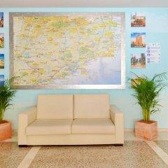 Отель Moremar Испания, Льорет-де-Мар - 4 отзыва об отеле, цены и фото номеров - забронировать отель Moremar онлайн интерьер отеля фото 3