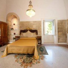 Отель Antica Villa La Viola Лечче комната для гостей фото 2