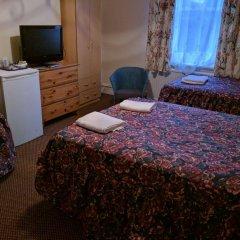 A To B Hotel Лондон удобства в номере