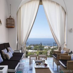 Отель Capri Tiberio Palace Капри комната для гостей фото 3
