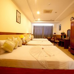 Nhat Thanh Hotel комната для гостей