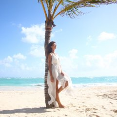 Отель Grand Bahia Principe Aquamarine Доминикана, Пунта Кана - отзывы, цены и фото номеров - забронировать отель Grand Bahia Principe Aquamarine онлайн пляж