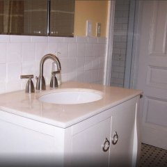 Отель Upper West Side Brownstone США, Нью-Йорк - отзывы, цены и фото номеров - забронировать отель Upper West Side Brownstone онлайн ванная