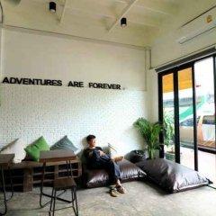 Krit Hostel Бангкок интерьер отеля фото 3