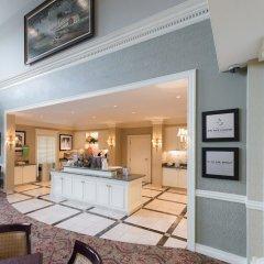 Отель Quality Inn & Suites США, Виксбург - отзывы, цены и фото номеров - забронировать отель Quality Inn & Suites онлайн интерьер отеля