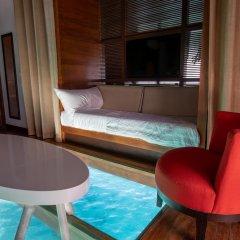 Отель Le Meridien Bora Bora удобства в номере фото 2