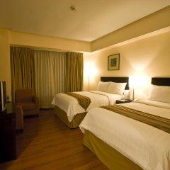 Crown Regency Hotel and Towers Cebu комната для гостей